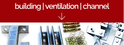 Ventilation & Channel Supplies