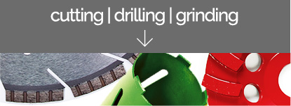 Cutting, Drilling & Grinding