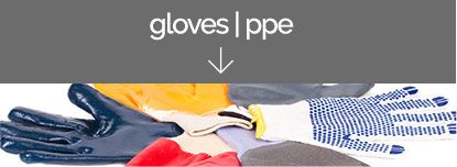 Gloves and PPE